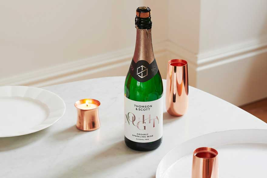 Noughty Sparkling Wine