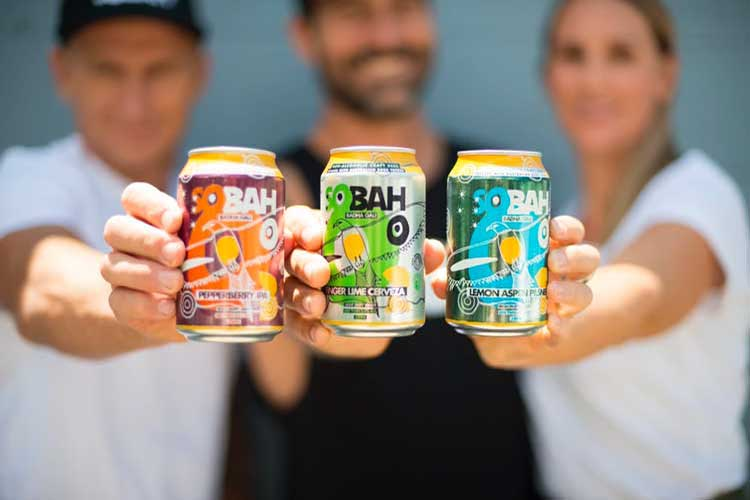 Sobah Non-Alcoholic Beers