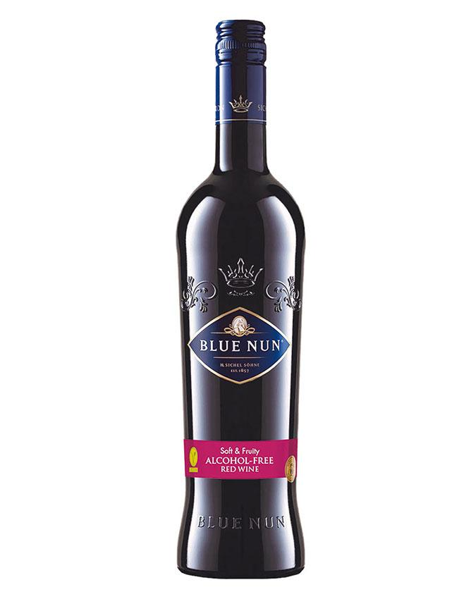 Blue Nun Alcohol-Free Red Wine