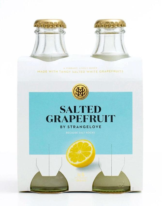 Strangelove Salted White Grapefruit