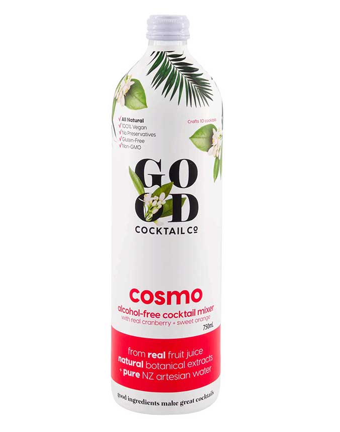 Cosmo Alcohol-free Cocktail Mixer