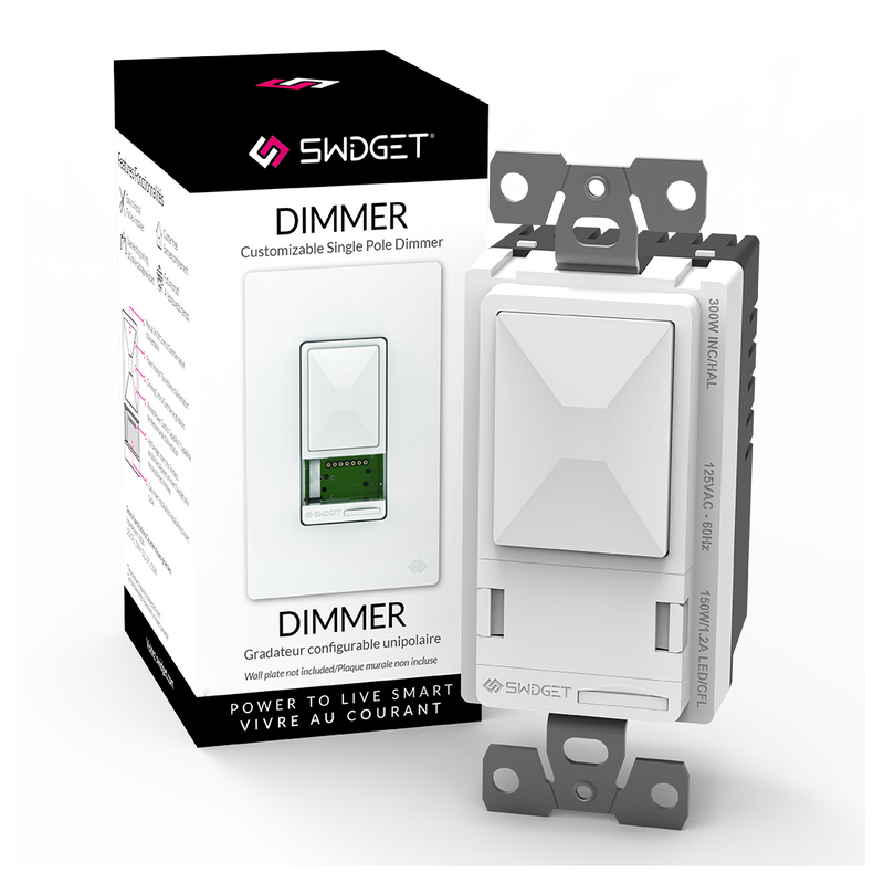 Swidget Dimmer Switch