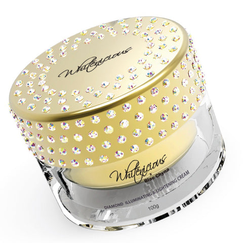Whitenicious X Blac Chyna Diamond Illuminating & Brightening  cream