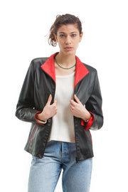 Women's Elisa Jacket - Leather Renaissance