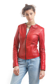 Women's Chanel Jacket - Leather Renaissance