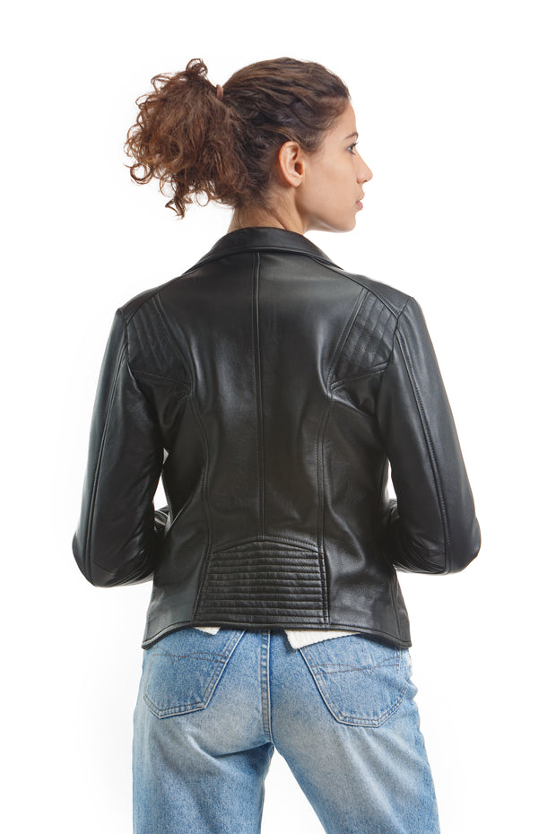 Women's Chiara Jacket - Leather Renaissance