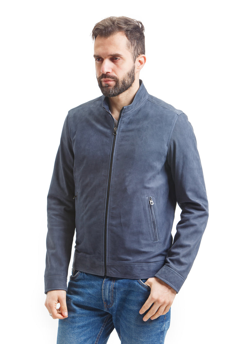 Men's Tulio Jacket - Leather Renaissance