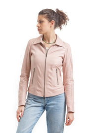 Women's Nappa Jacket - Leather Renaissance