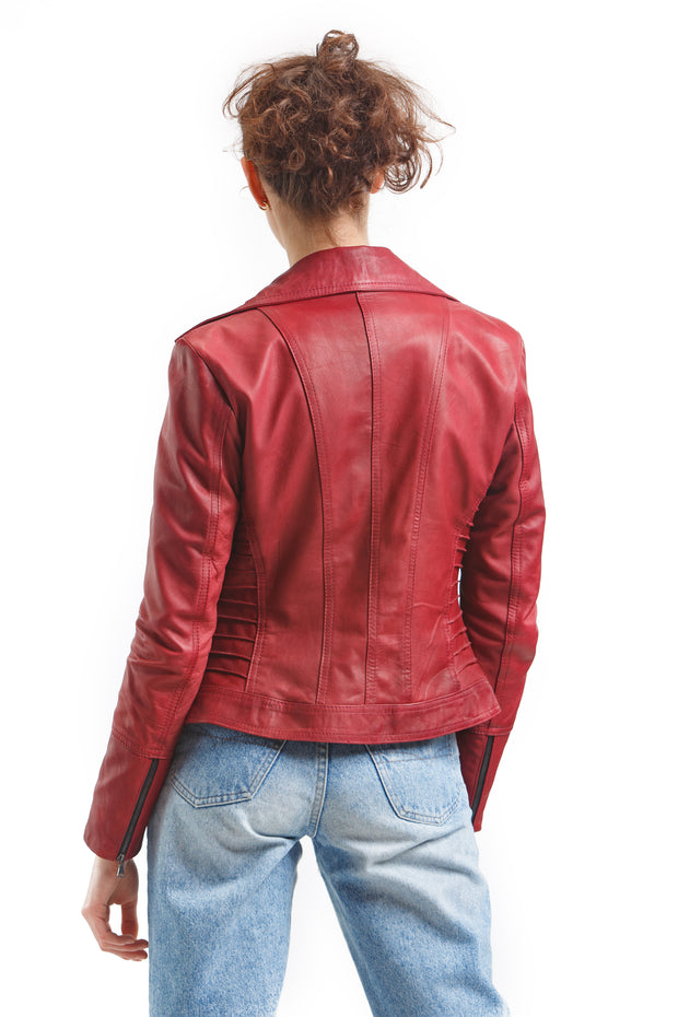 Women's Sofia Jacket - Leather Renaissance