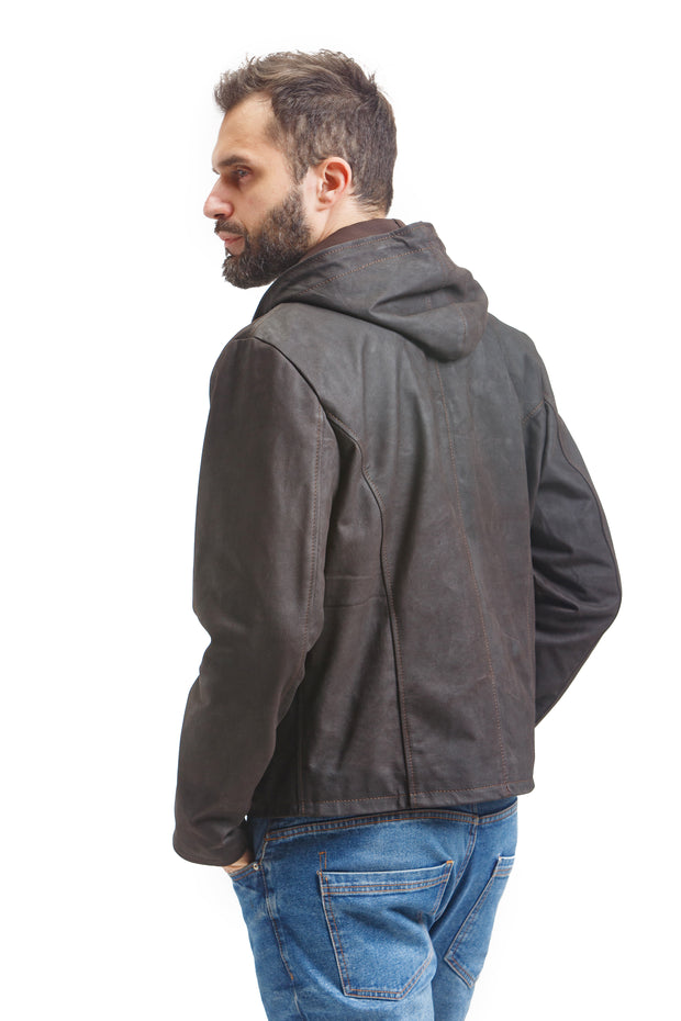 Men's Lapo Jacket - Leather Renaissance