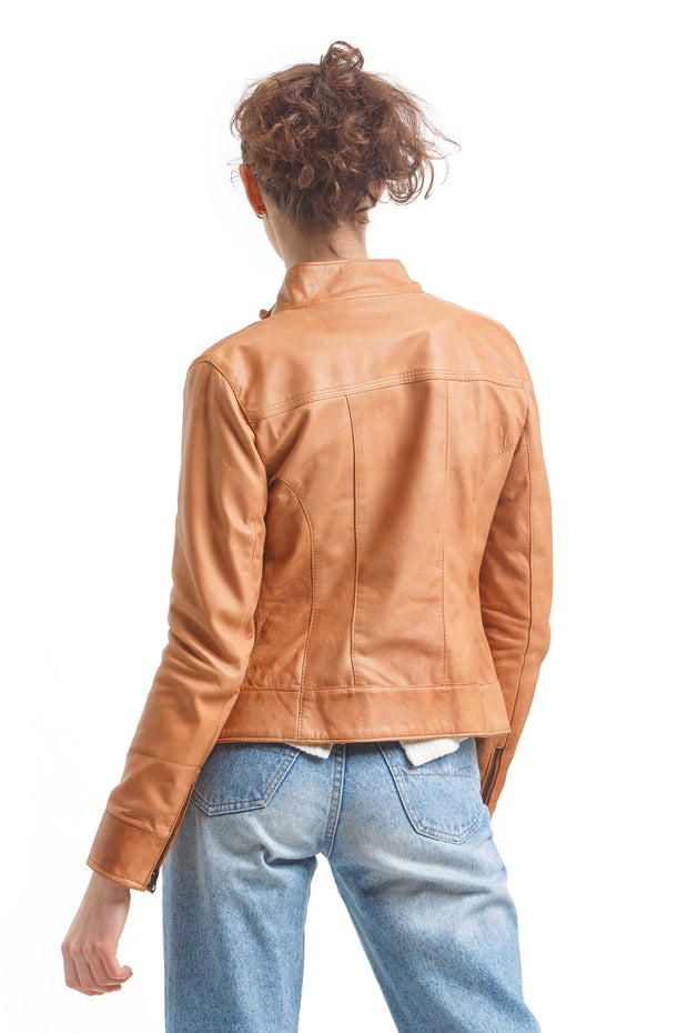 Women's Shakira Jacket - Leather Renaissance