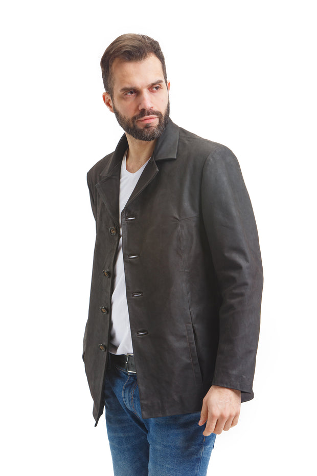 Men's Dream City Jacket - Leather Renaissance