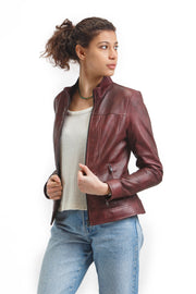 Women's Cuccini Jacket - Leather Renaissance