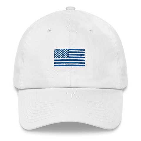 DEFINE FLAG - UNISEX HAT WHITE