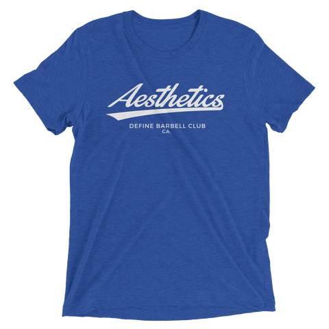 DEFINE AESTHETICS TEE - BLUE