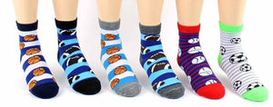 Children's Sports Crew Socks
