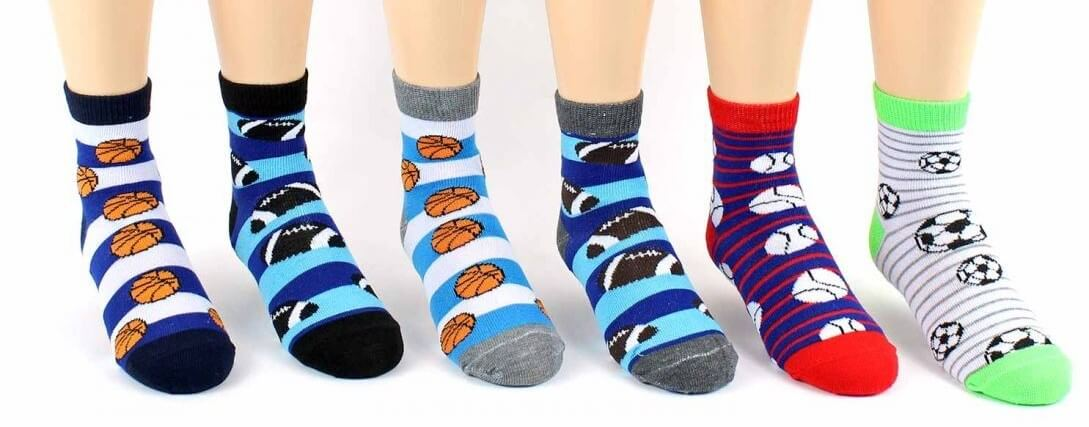 Children's Sock Subscription