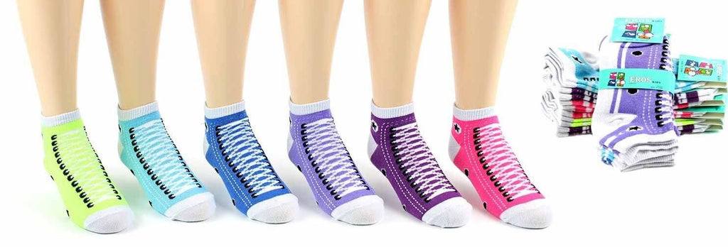 Children's Sneaker Low Cut Socks