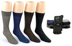 Men's Subscription - 1 Pair - Crew Socks - 12 months