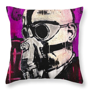 Covid Killer - Throw Pillow