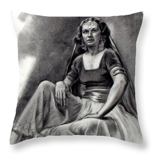 Empowered - Throw Pillow