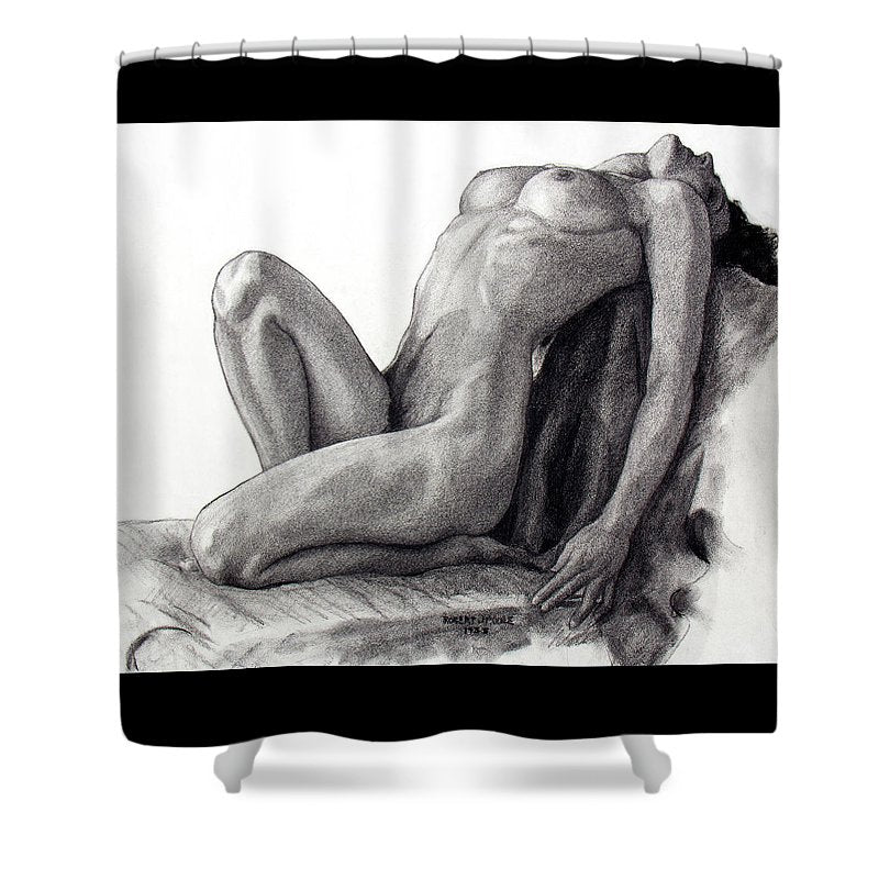 Infinite Surrender - Shower Curtain