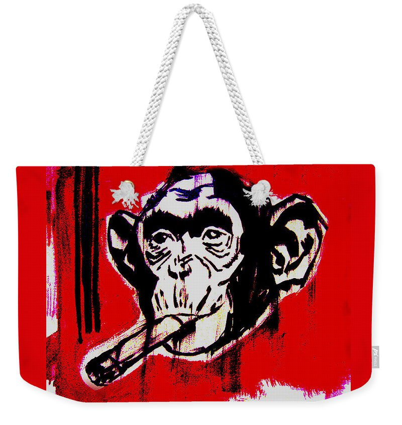Monkey Business - Weekender Tote Bag