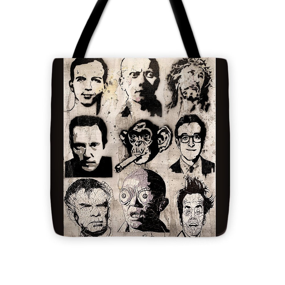 Oddballs and Eccentrix - Tote Bag