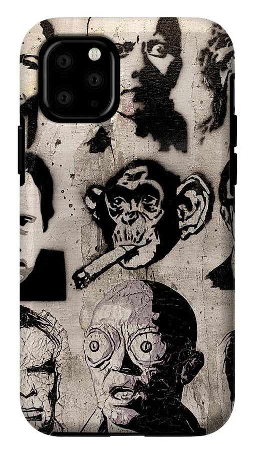 Oddballs and Eccentrix - Phone Case