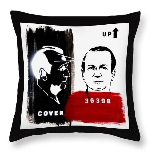 Ruby - Throw Pillow