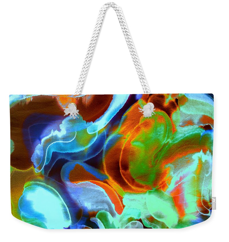 Tangerine Dream - Weekender Tote Bag