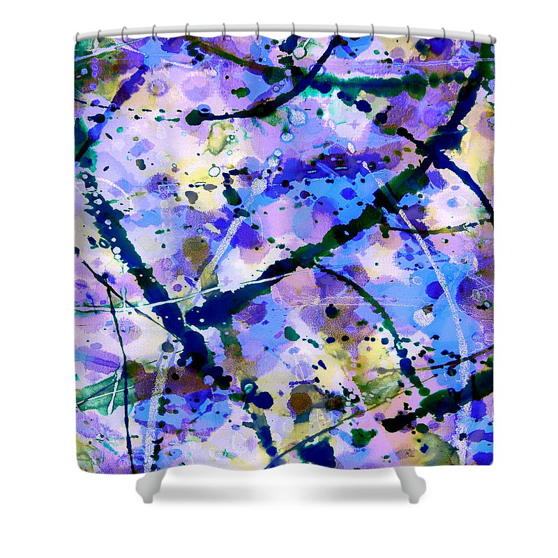 Pure Imagination - Shower Curtain