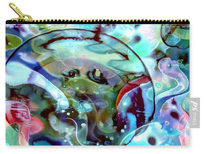 Crystal Blue Persuasion - Carry-All Pouch