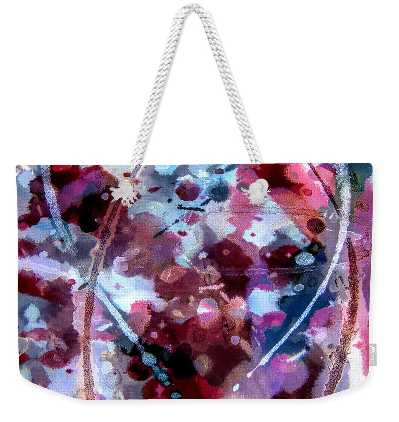 Velvet Crush - Weekender Tote Bag