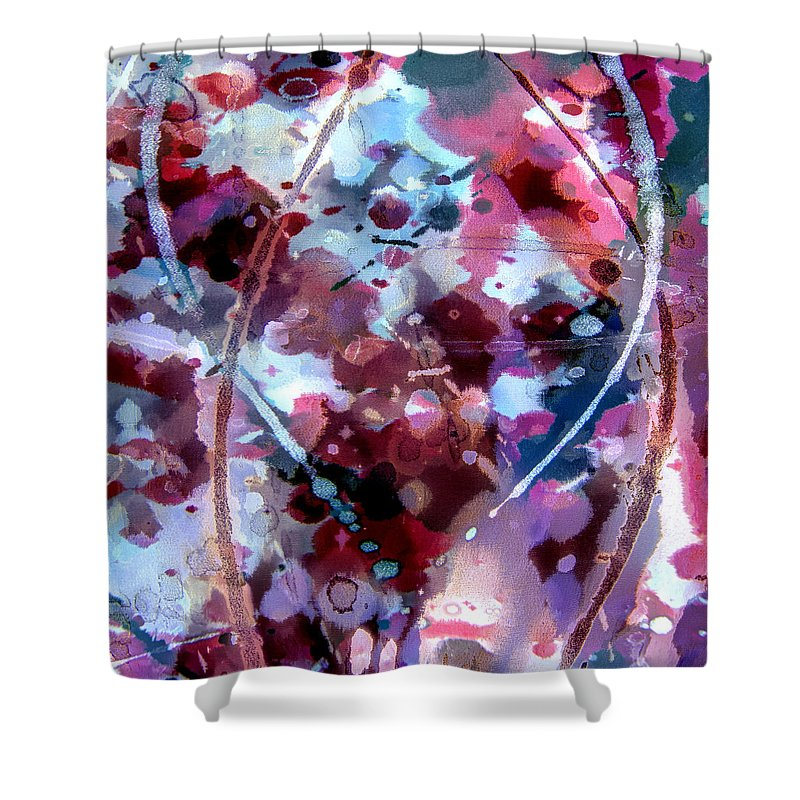Velvet Crush - Shower Curtain