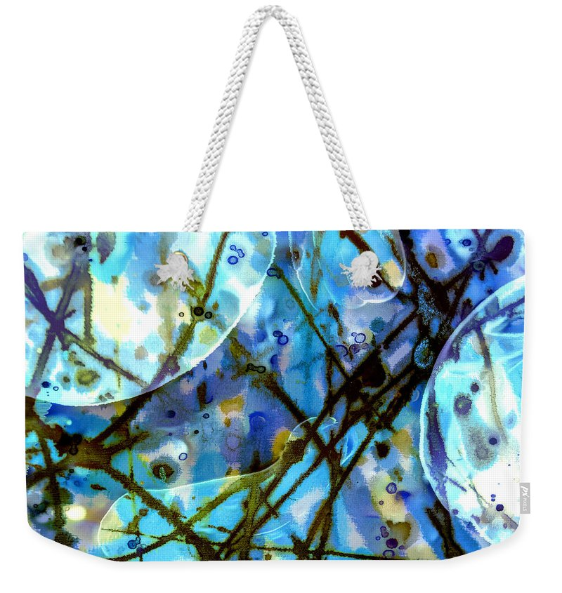 Atlantis Rising - Weekender Tote Bag