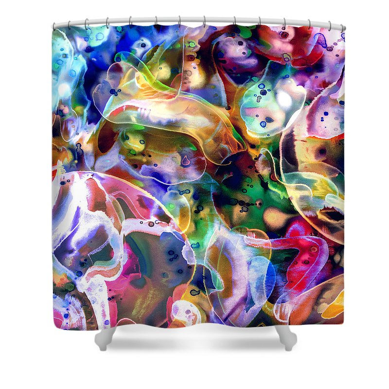 Altered State - Shower Curtain