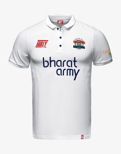 Bharat Army Jersey White