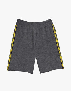 Danger Shorts (Dark Grey Melange)