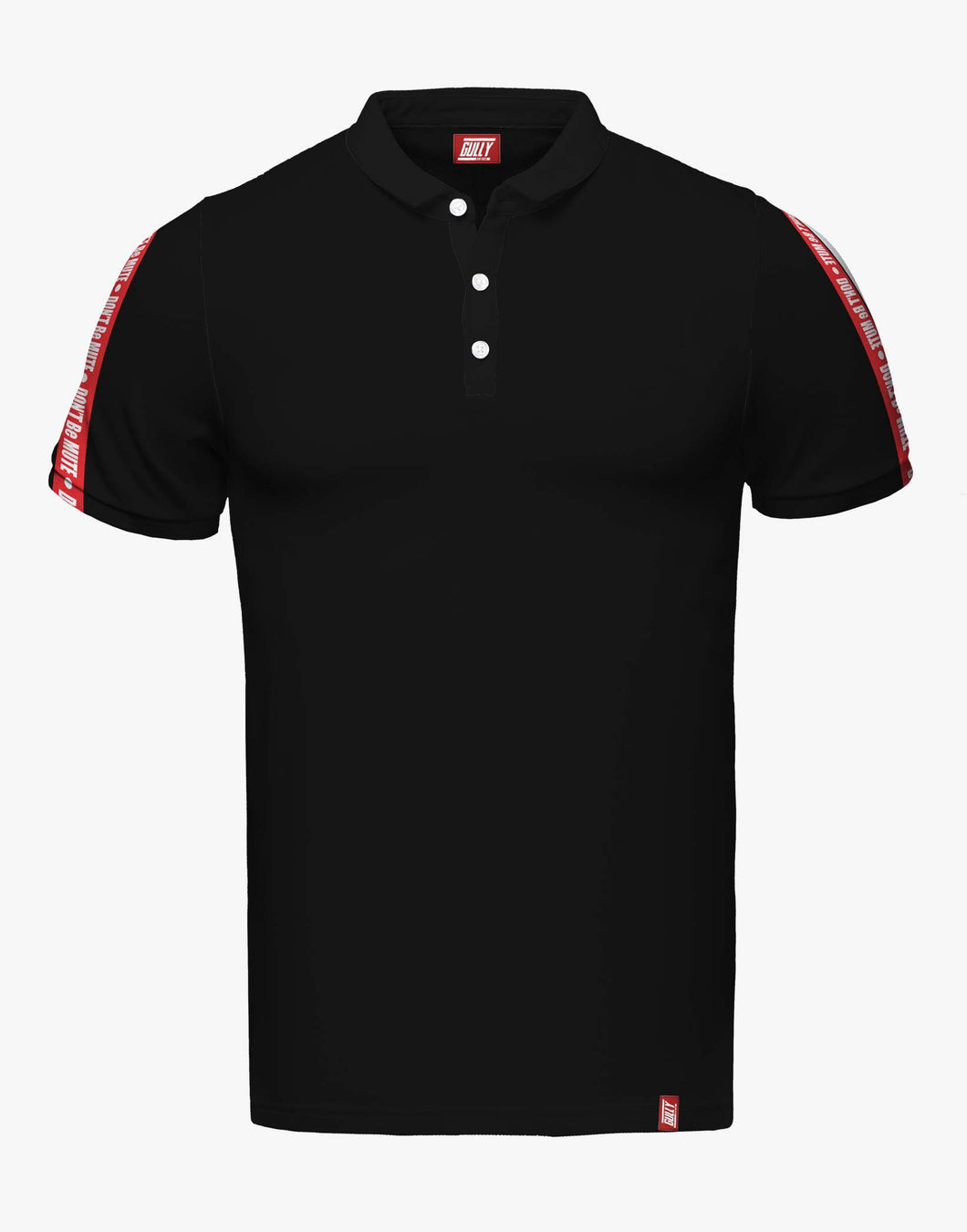 Don't Be Mute Polo (Black)