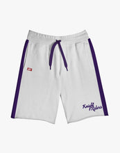 Load image into Gallery viewer, GULLY X KKR SHORTS (WHITE)