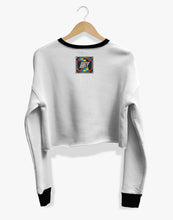 Load image into Gallery viewer, Sneezy Cropped Sweatshirt