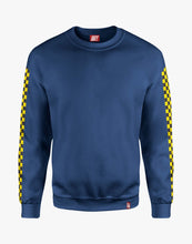 Load image into Gallery viewer, Checkered Sweatshirt (Blue)