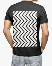 Load image into Gallery viewer, LOGO REGULAR BLACK TEE