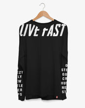 Load image into Gallery viewer, Live Fast Tee