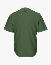 Load image into Gallery viewer, No Pictures Baseballl Shirt (Olive)