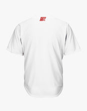 Load image into Gallery viewer, No Eating Baseball Shirt (White)