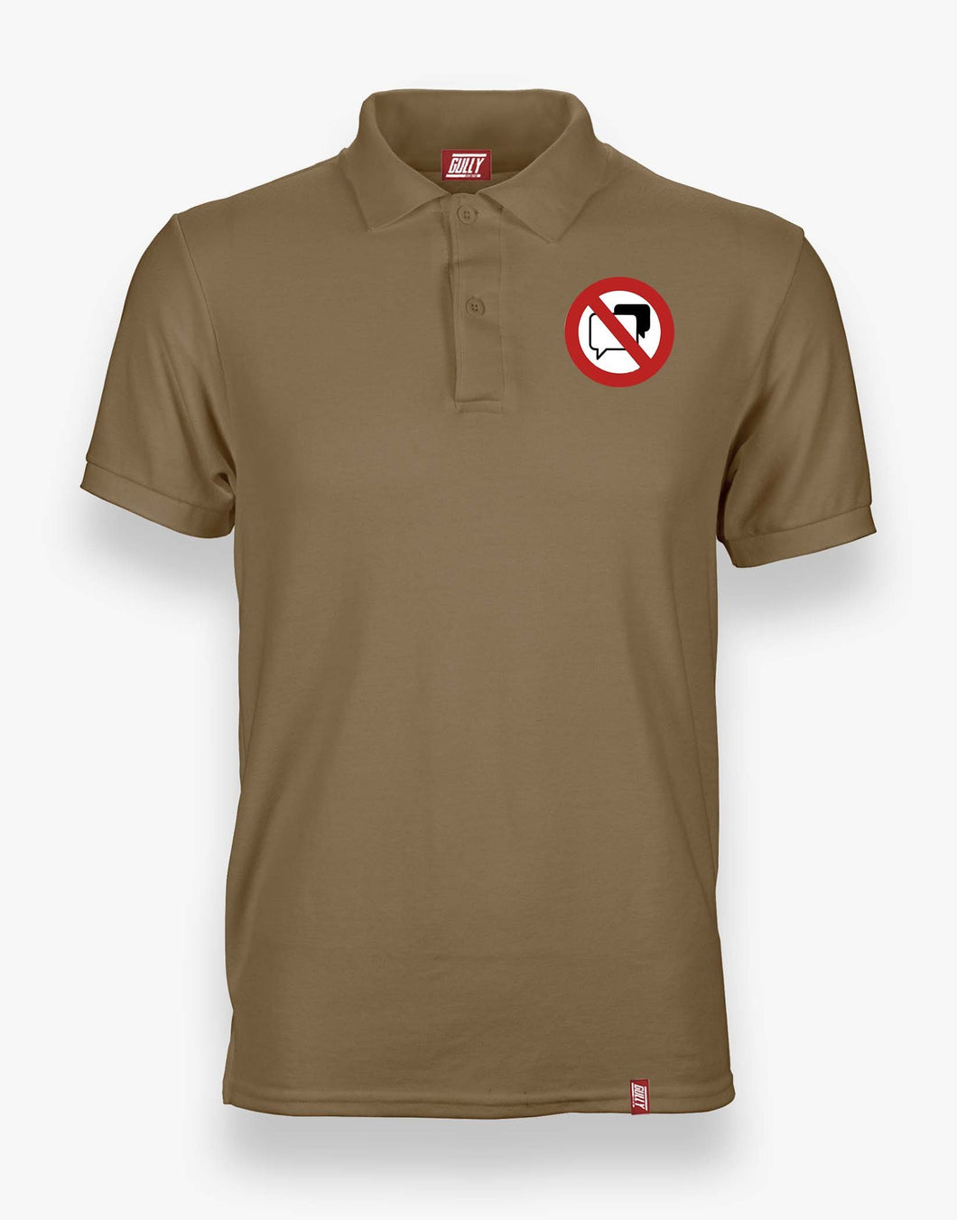 No Speaking Polo (Sand)