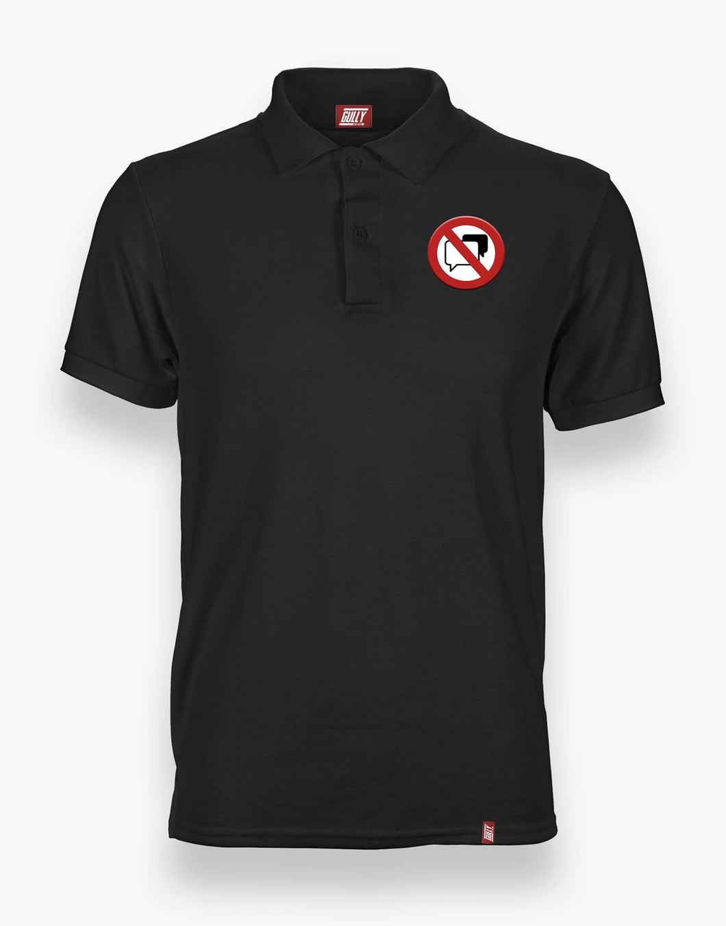 no speaking polo
