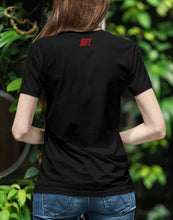 Load image into Gallery viewer, Logo Box Tee (Black)